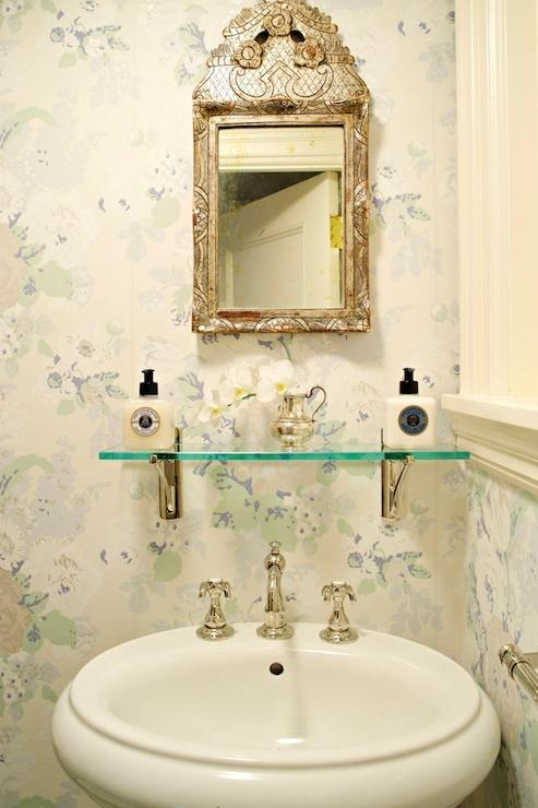 Elegant Powder Room Photos