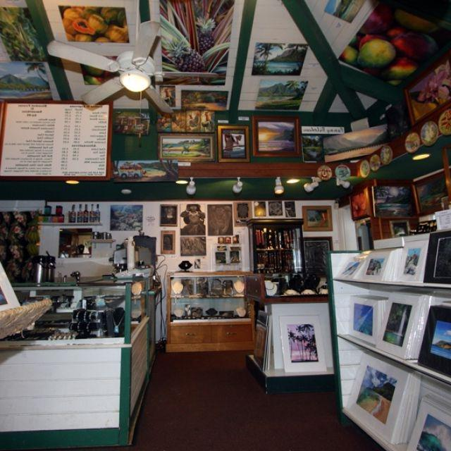 NaPali Art Gallery and Coffee House. Address : P.O. Box 786,...