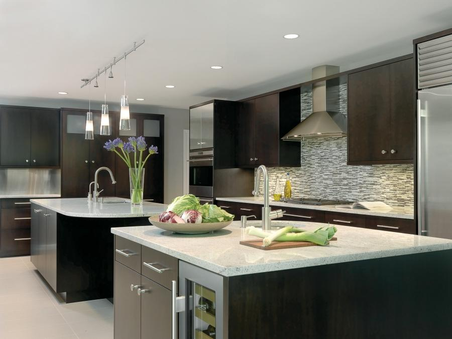 Photo of award winning kitchen Kitchen design centre brisbane