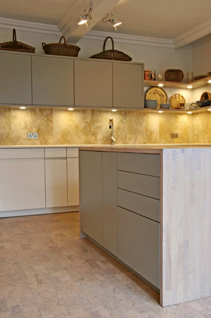 Cork Floor Kitchen Photos