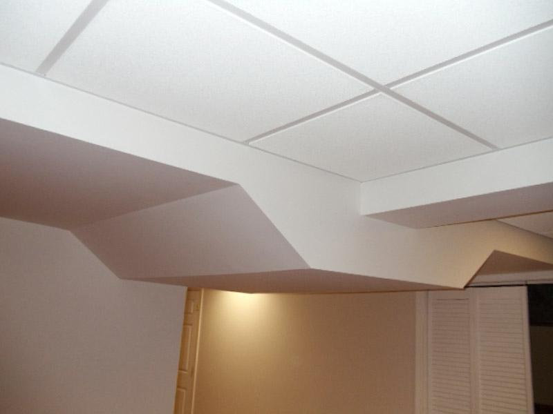 Basement Ceiling