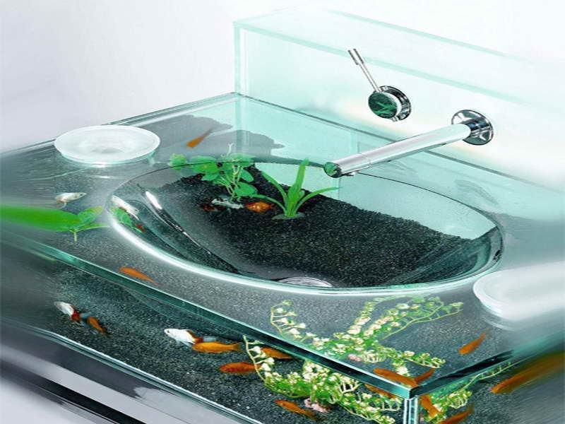 Photos aquarium decor for Aquarium decoration ideas cheap
