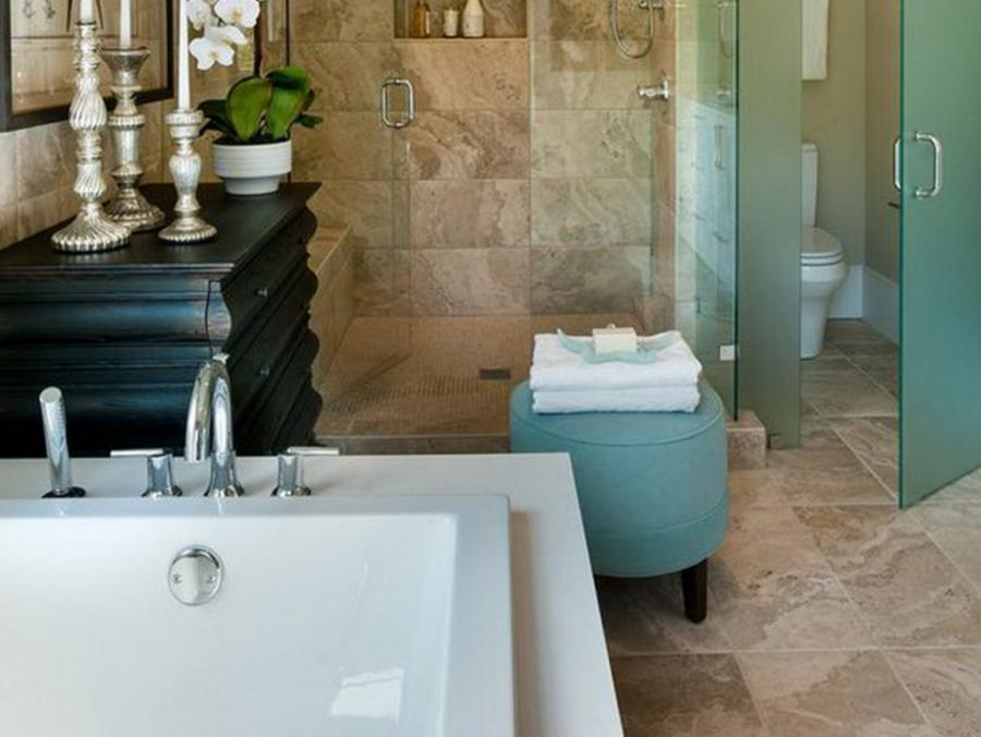 Low budget bathroom remodel