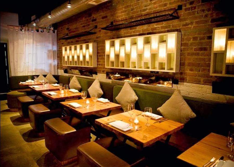 Indian Restaurant Interior Design Photos