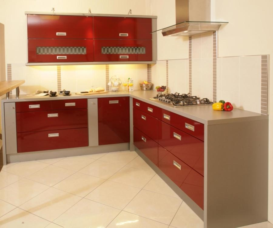 Kitchen cabinets photos india for Kitchen cabinets online india