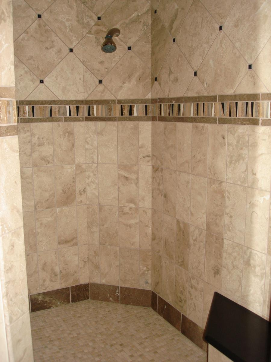 lovely bathroom shower tile ideas images also marble tiles wall
