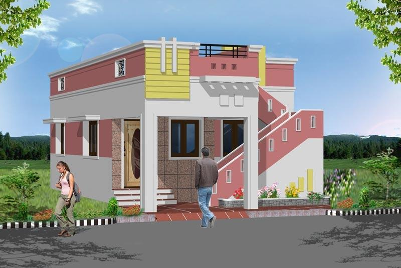 1bhk model home plan in tamil nadu joy studio design for Home models in tamilnadu pictures