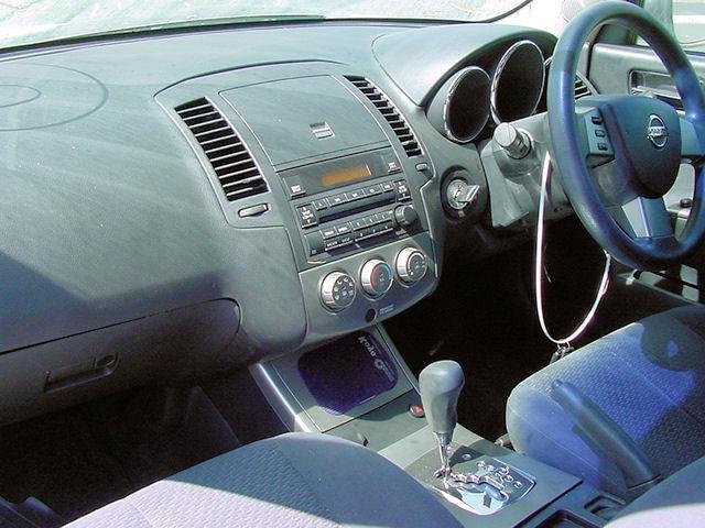 2005 Nissan Altima Interior Photos