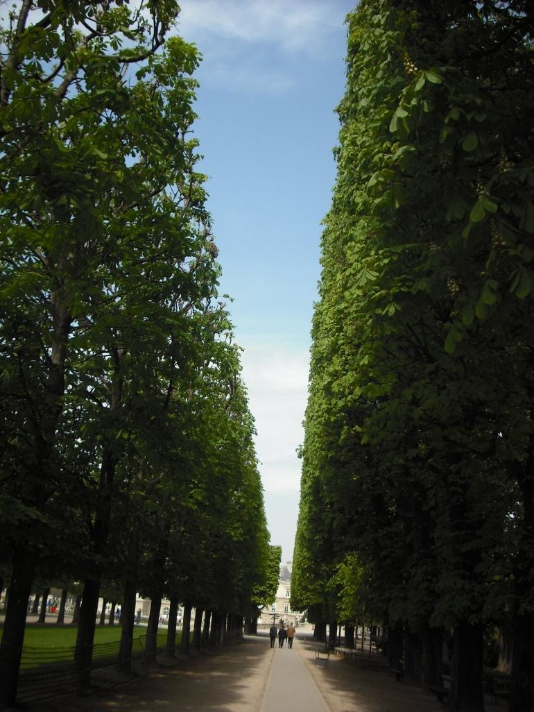 Photos of luxembourg gardens for Caa luxembourg