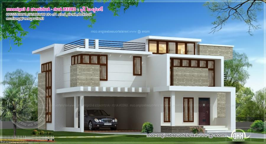 Photos of different houses in india for Different floor plans for homes