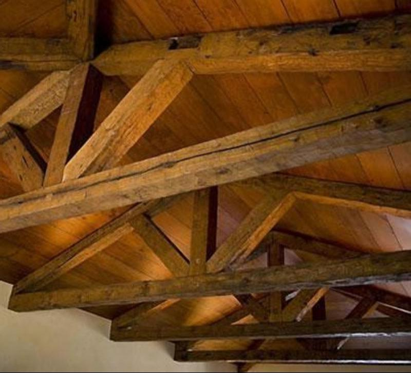 Wooden Ceiling Beams, Pictures OfHollow Rustic Timber Wood...