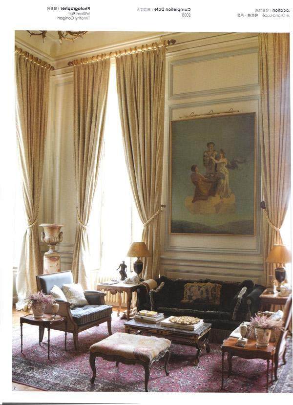 Source: Interior Design in French Classic Style. fc fc