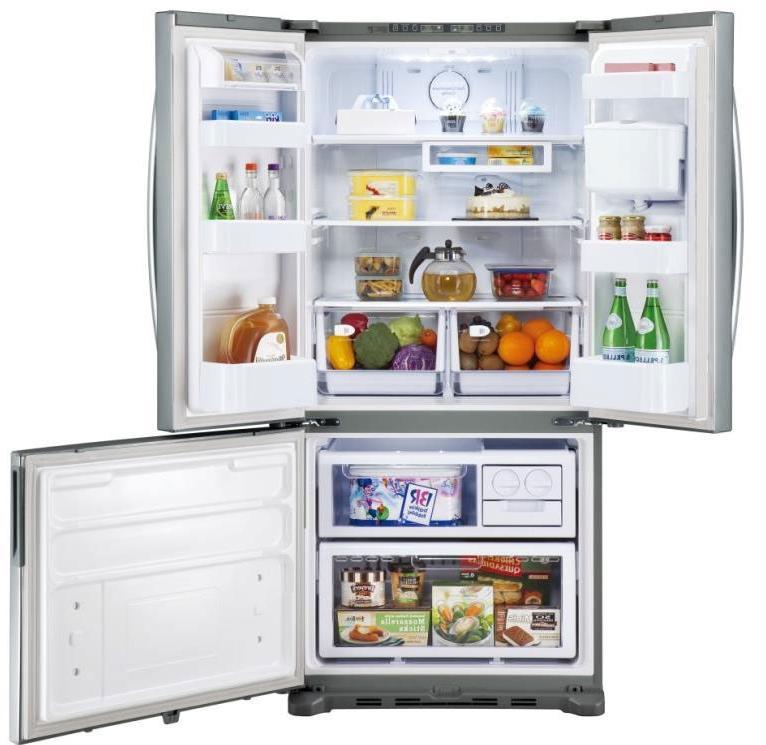 Samsung 528l French Door Fridge Part - 15: Samsung 528L French Door Refrigerator