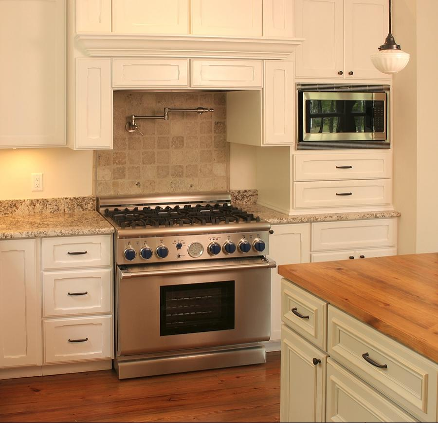 Kitchen remodeling photos ideas for Cheap kitchen remodel