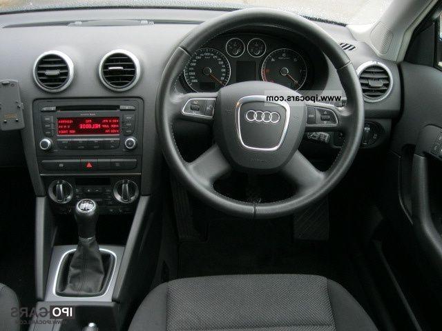 2009 Audi A3 Interior Photos
