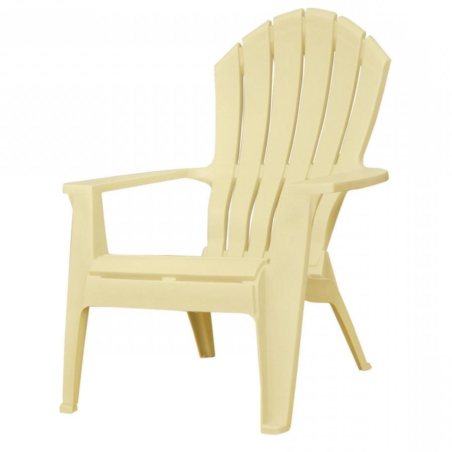 Resin Adirondack Photo Frame Chair