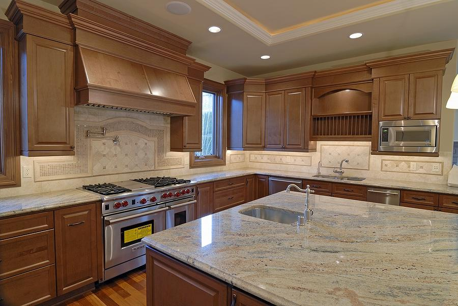 Welcome to RemodelWorks Foothill Ranch kitchen granite...