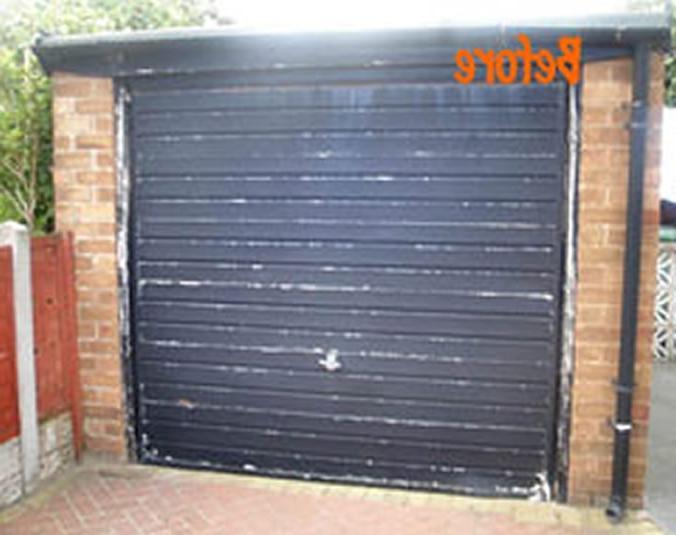 Photo Garage Door Covers