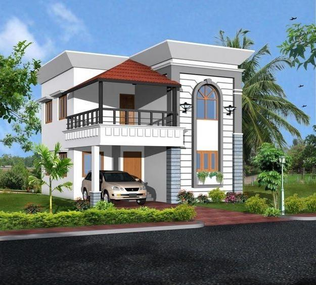 Duplex House Models 29270wall.JPG