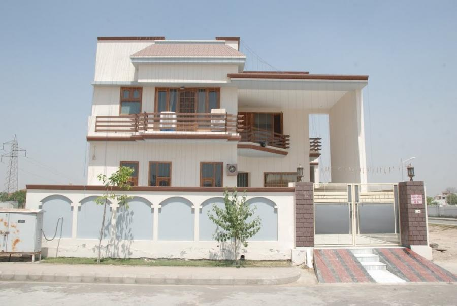House In Punjab India Photos