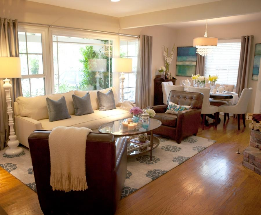 Living dining room combo designs photos for Dining room living room combo design ideas