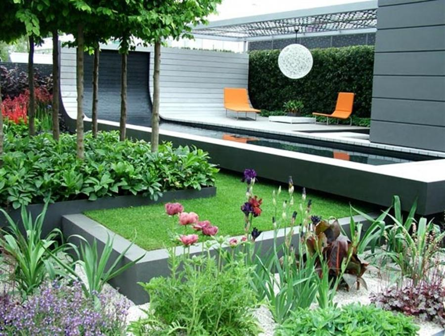Home Garden Photo