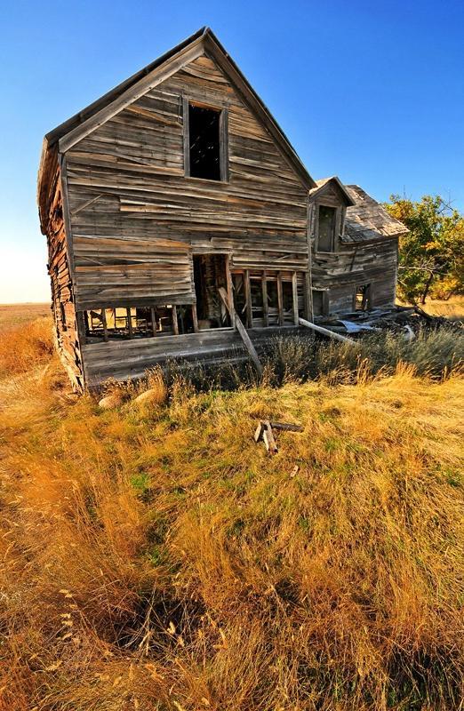 deserted farm poem