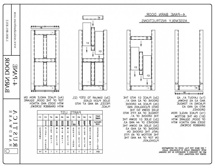 andersen storm door installation manual
