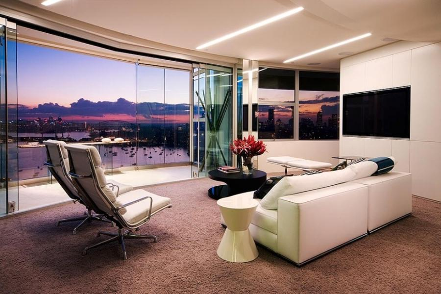 We also publised related photography of Modern Luxury Apartment...