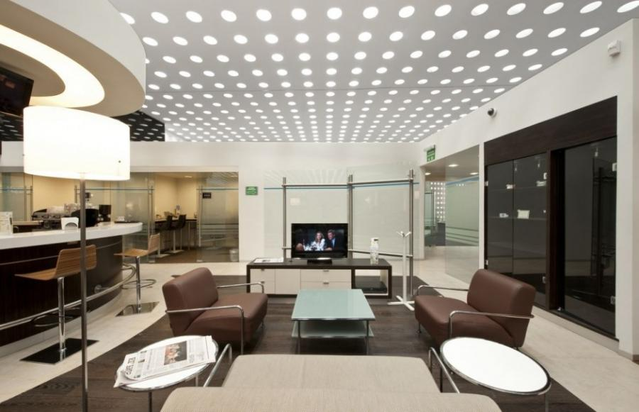 Modern Final Departure Lounge Design by SPACE Architects Wooden...