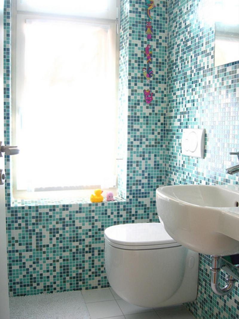 Modern bathroom tiles photos