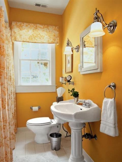 Design Ideas For Small Bathrooms Home ~ Photos of small country bathrooms