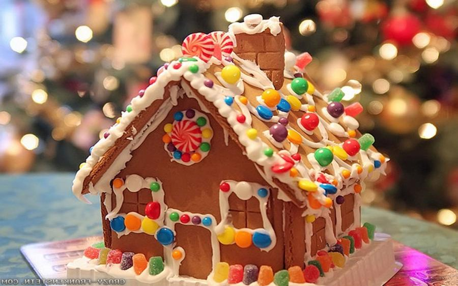 Gingerbread House Photos Jpg