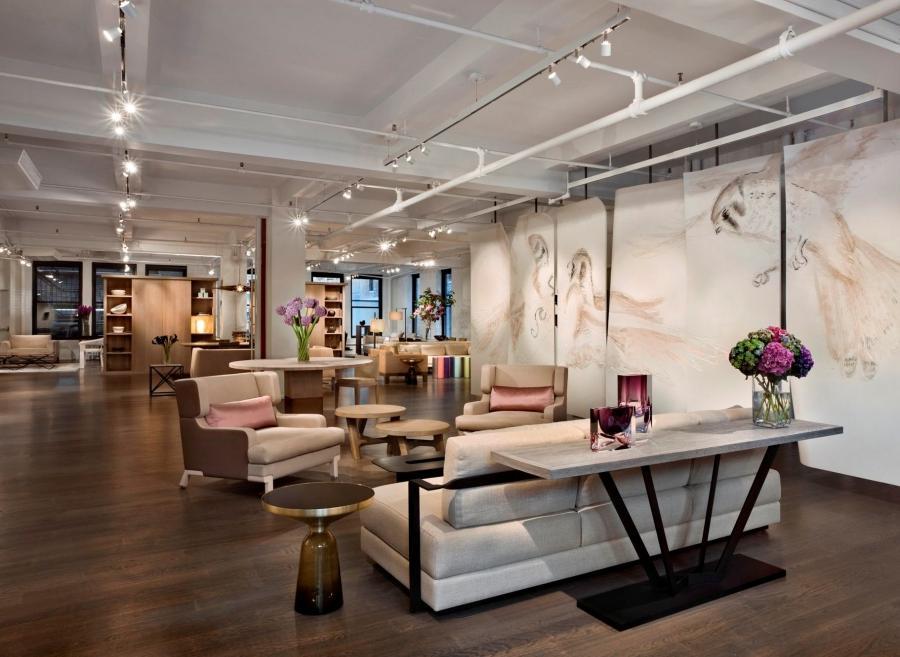 Furniture Showroom Photos
