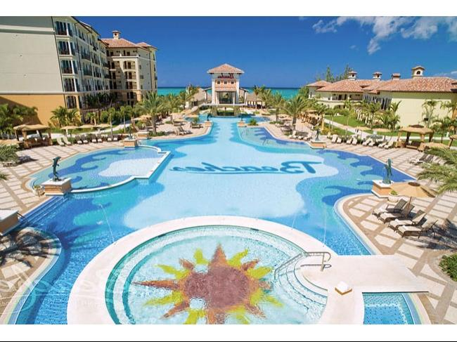 Butch Stewart, the owner of Sandals Resorts (Beaches) tells the...