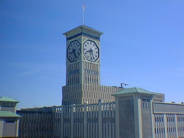 Allen Bradley Clock Tower Photos
