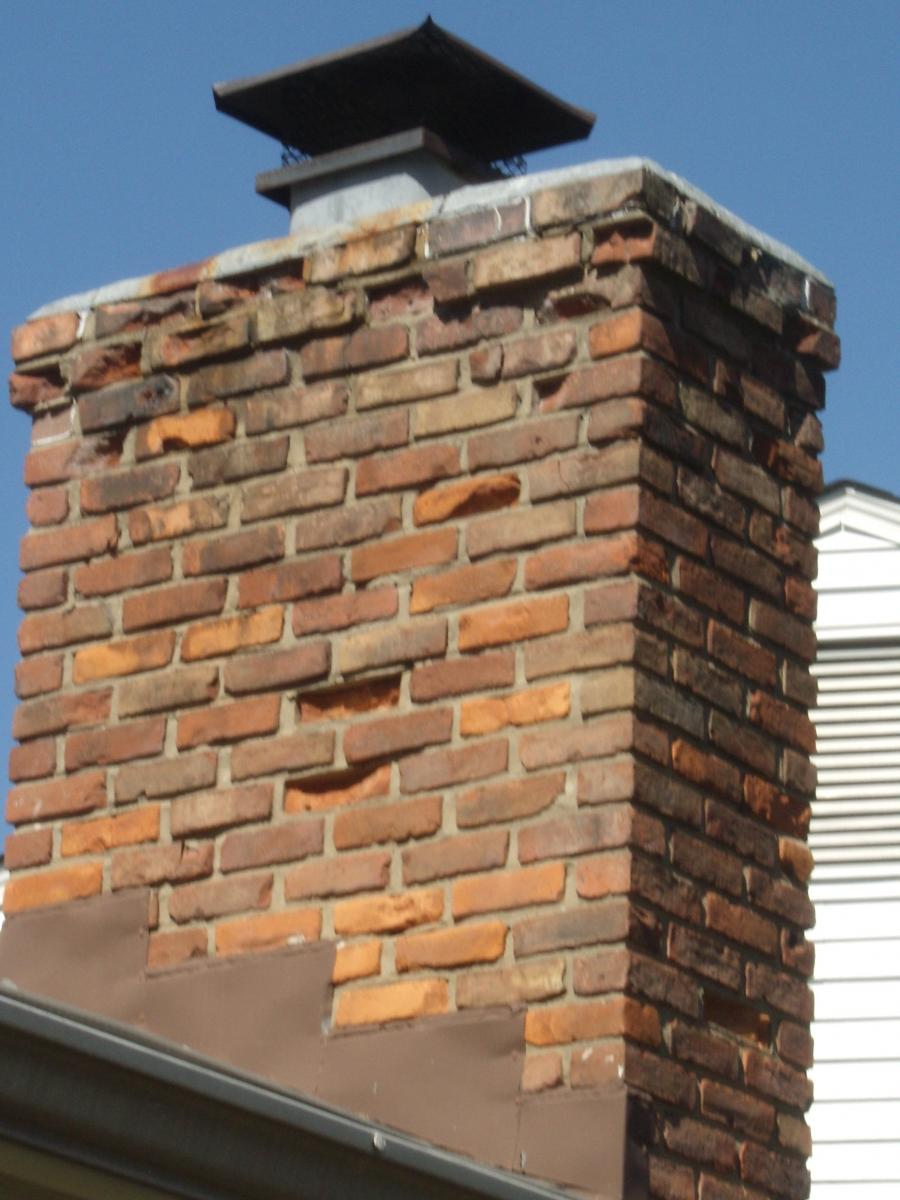 Brick Chimney Photos
