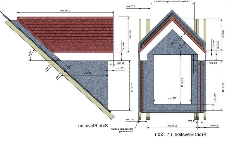 how to build a dormer window uk