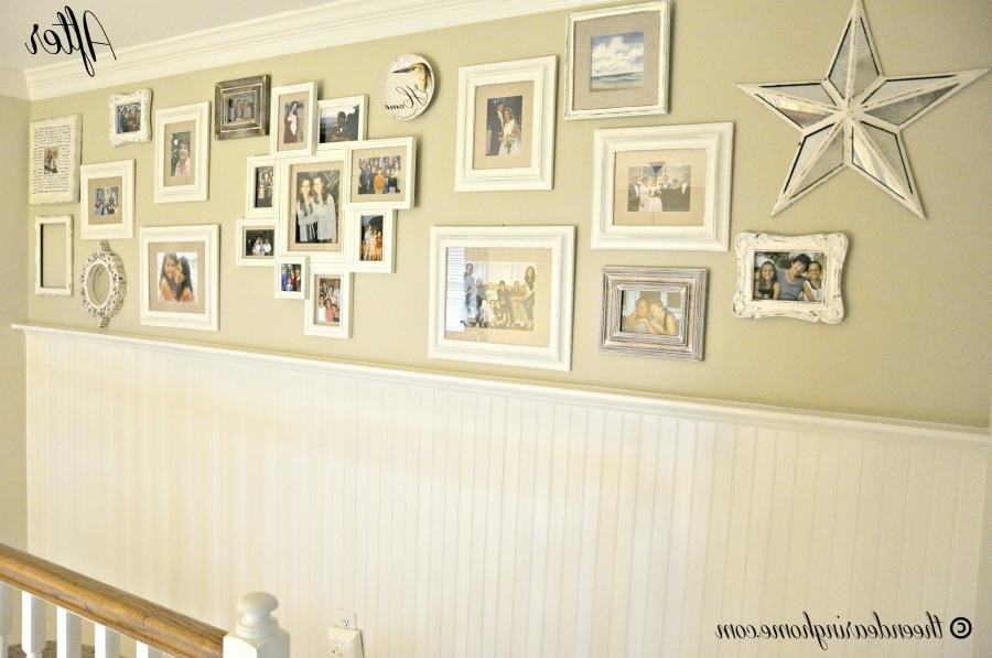 Finding the right sizes and mix of frames for our photos (along...