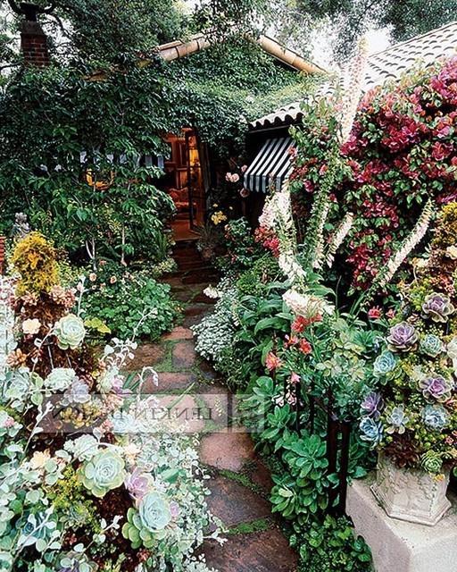 Garden Decor Los Angeles: English Garden Photos Designs