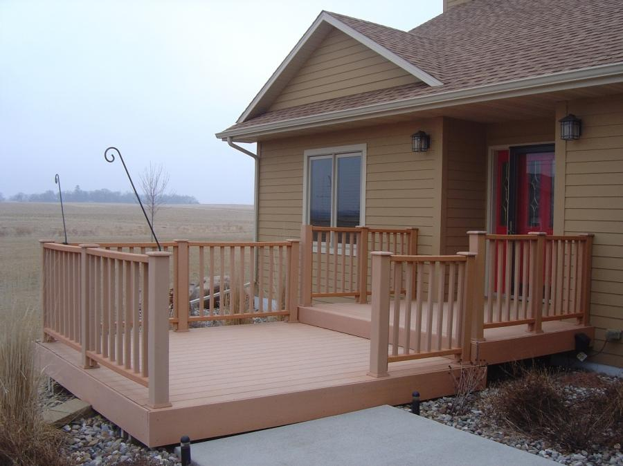 Front Porch - Maxwell - pre-Archadeck