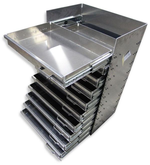 Photo Slide Storage Drawer