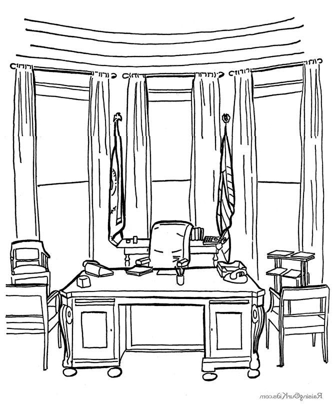 White house living quarters photos