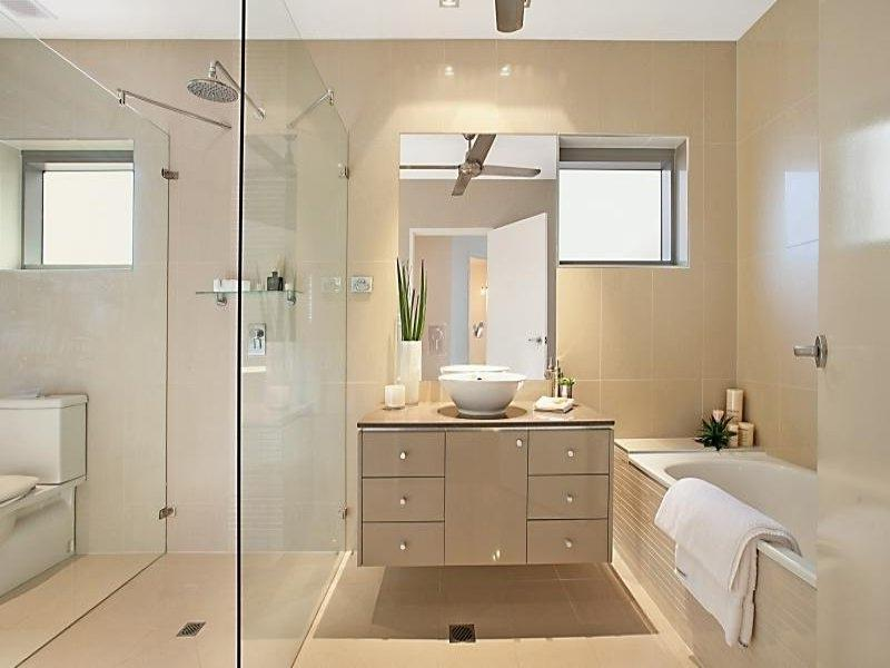 Photo of modern bathroom - Modern bathroom design ideas for your private heaven ...
