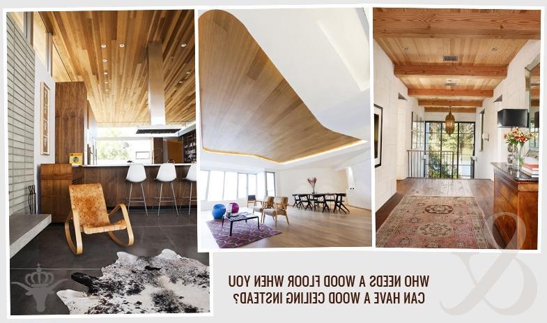 Hardwood Ceilings Photos