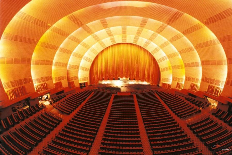 Interior Photo Radio City Music Hall