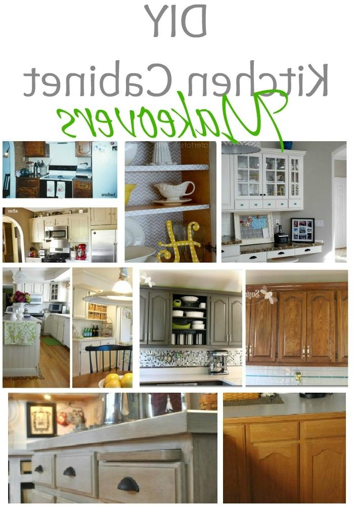 Do it yourself kitchen makeover photos for Do it yourself kitchen cabinets