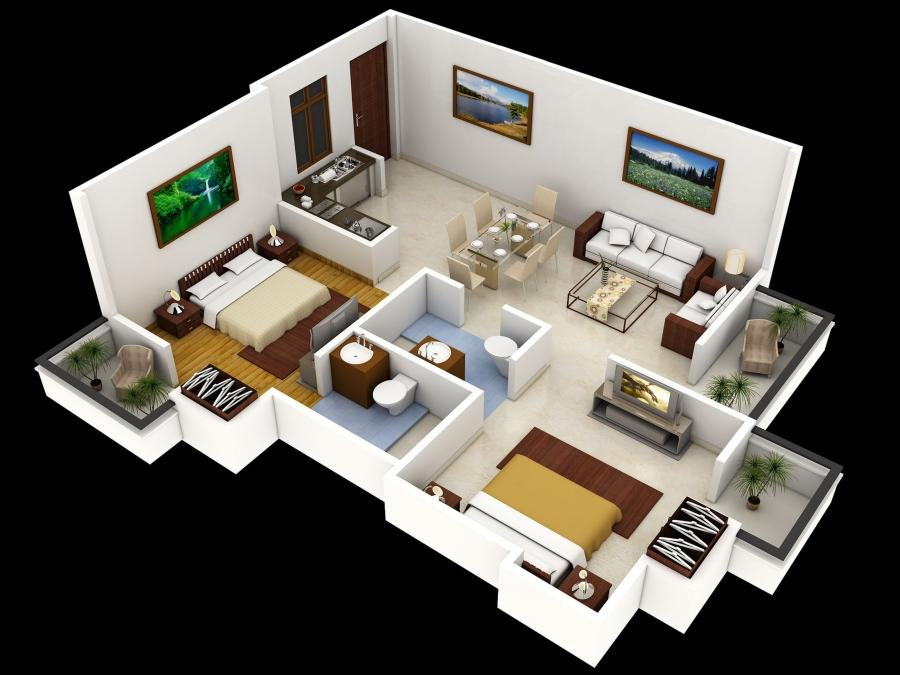 Дизайн интерьера 3 d онлайн