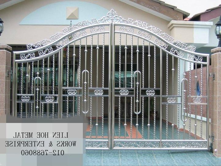 S s gate designs photos for Door design johor bahru