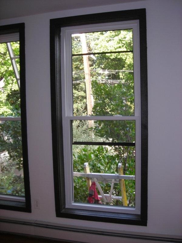 Interior Window Wood Trim Photos
